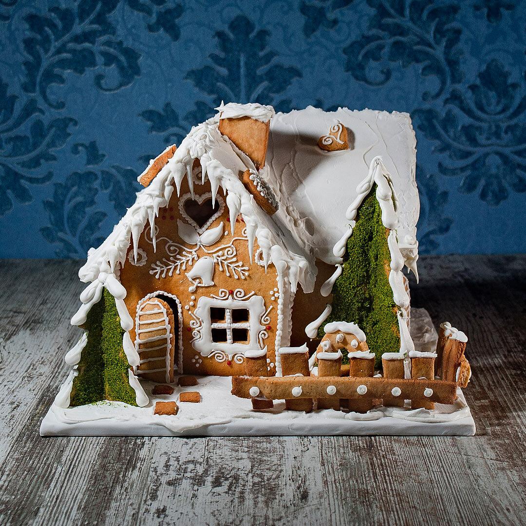 прекрасном пряничный домик рецепт с фото картинки состав города