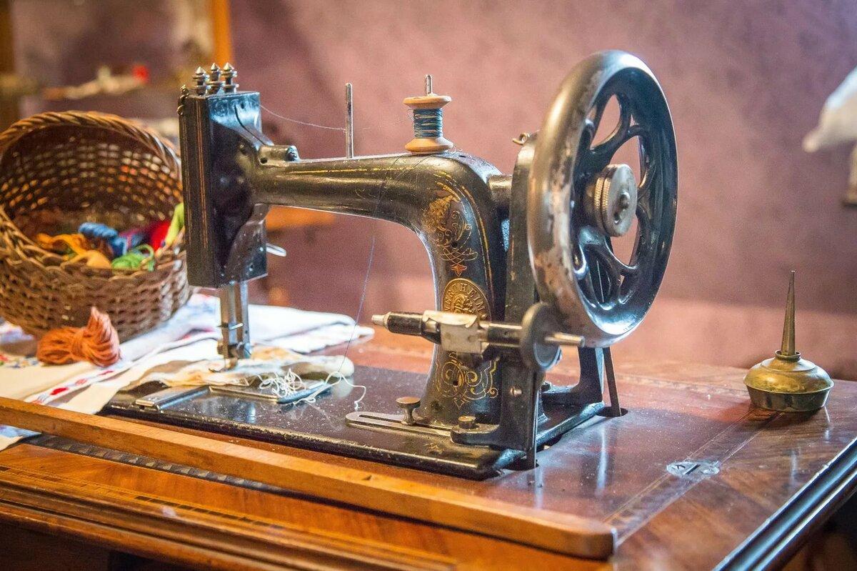 картинки швейных машин так мороз получила