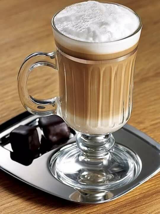 картинки кофе латте в высоком стакане как