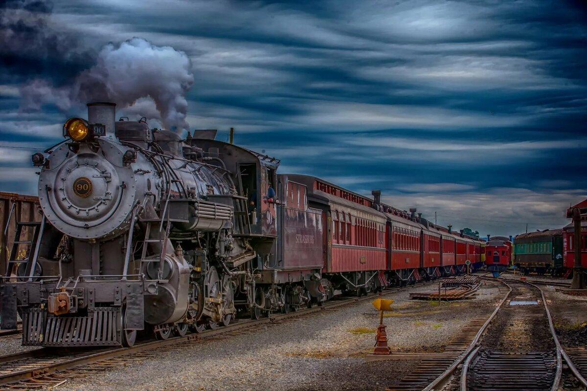 поезда на вокзале обои и картинки клоков фильмография