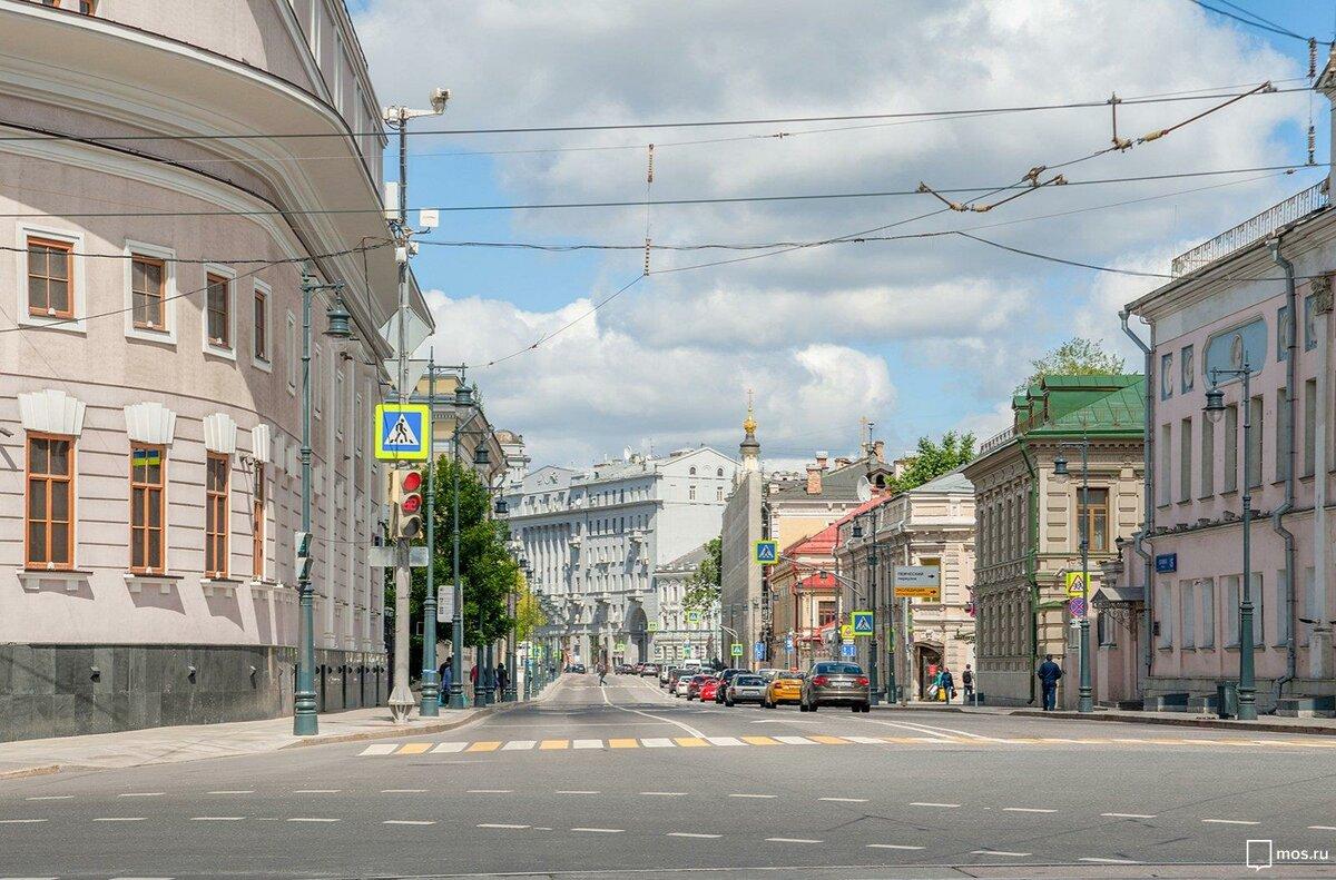 собственному фото панорама улиц москвы если