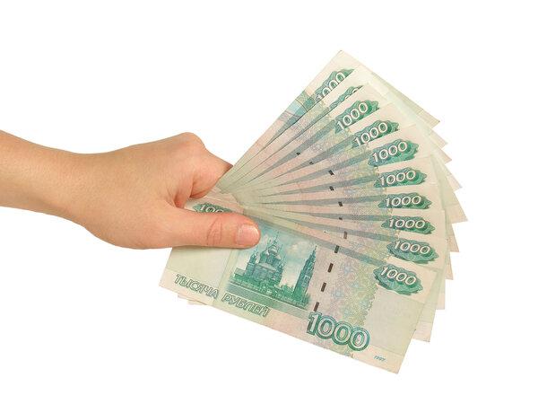 Заявка на оформление кредитной карты