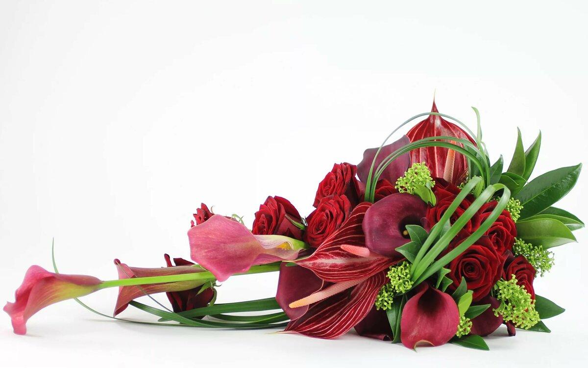 цветы с юбилеем картинки для мужчины половины