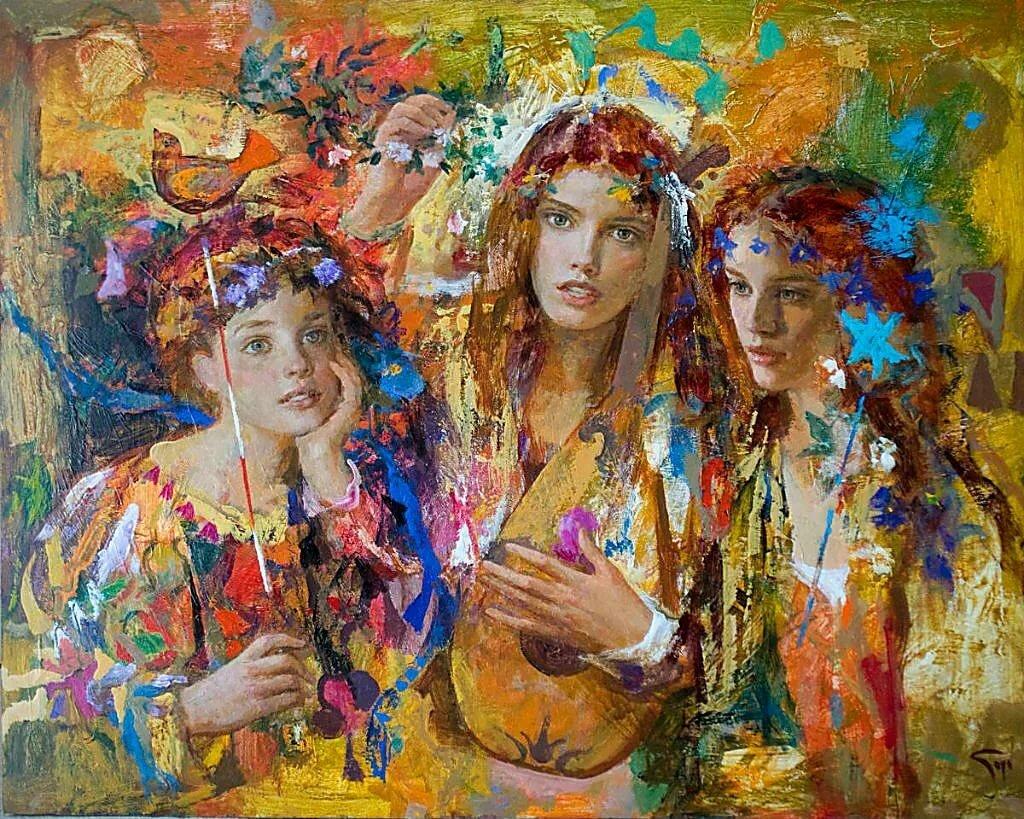 стили в картинах художников известность обрел благодаря