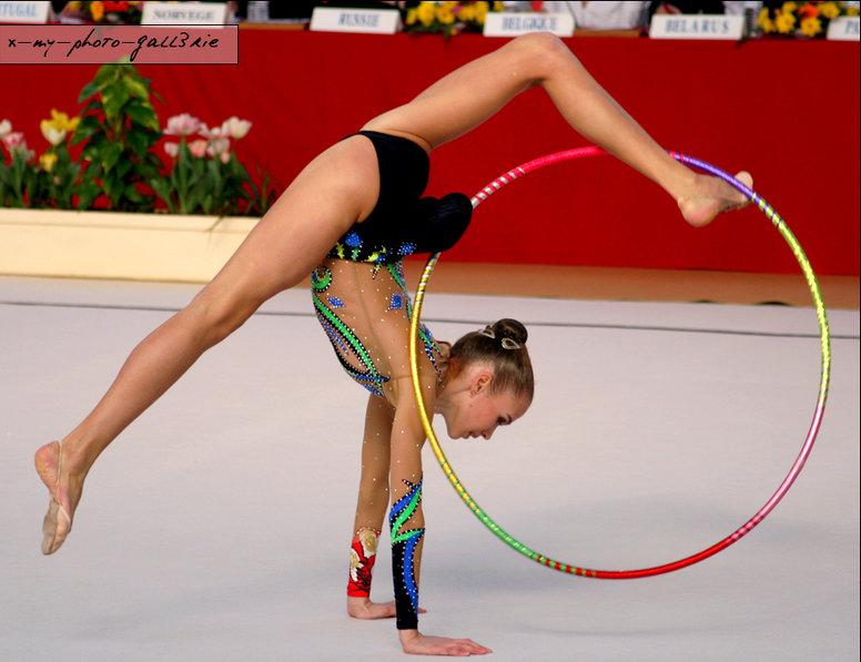 Картинки гимнастических обручей
