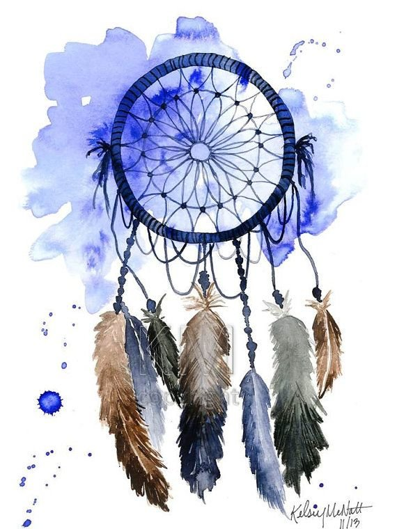 Ловец снов картинки с надписью