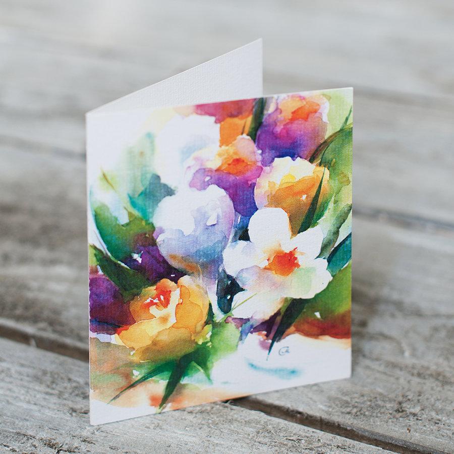 Рисуем открытку в стиле