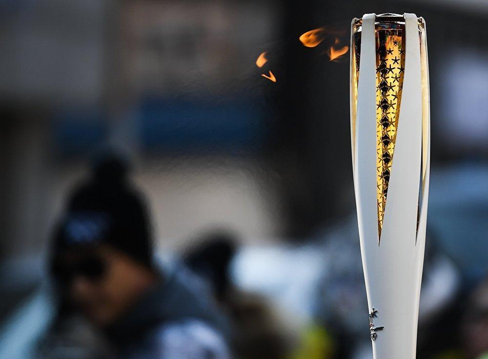 картинка факел олимпийского огня современных игр известны случаи