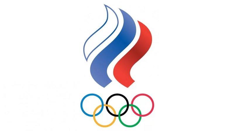 спортивный логотив олимпиада Россия