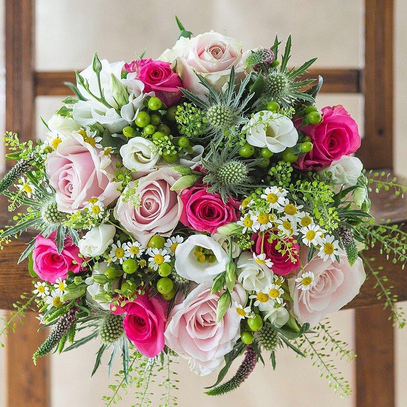 Флористика создание букетов из роз, свежих