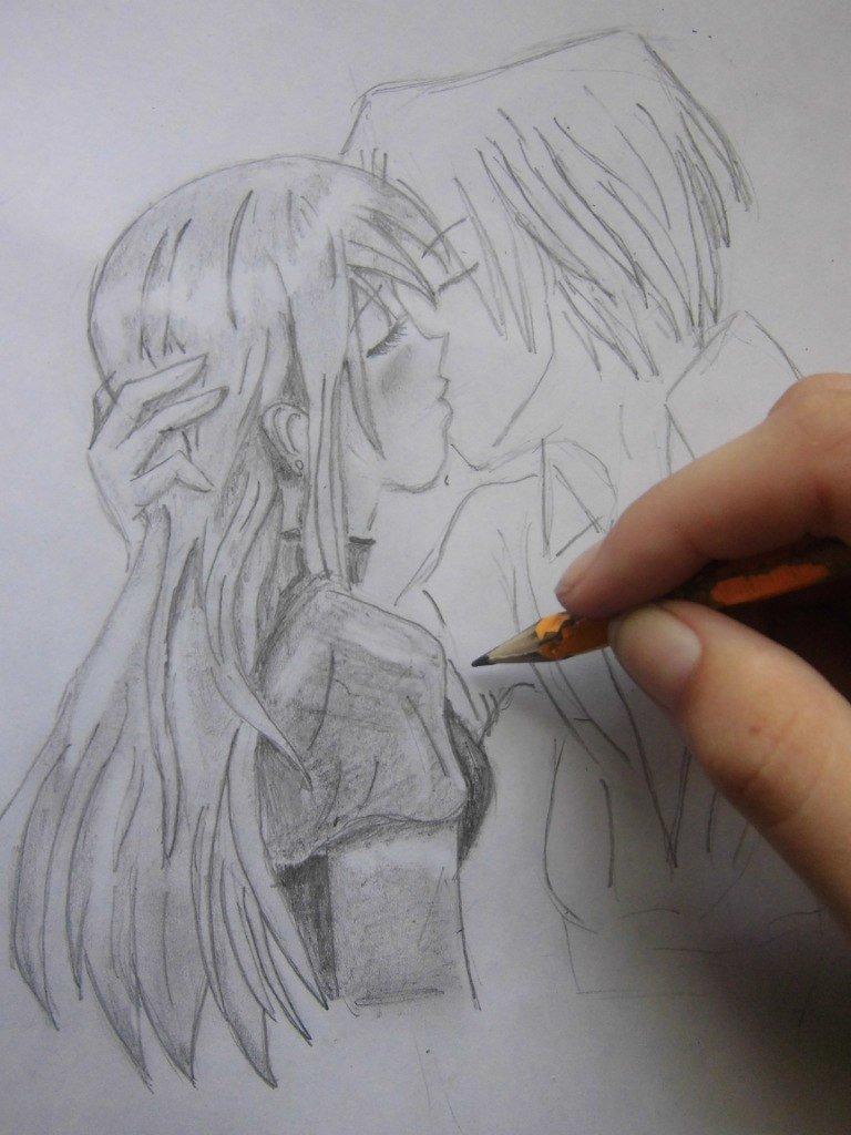 Как нарисовать пару своими руками фото 140