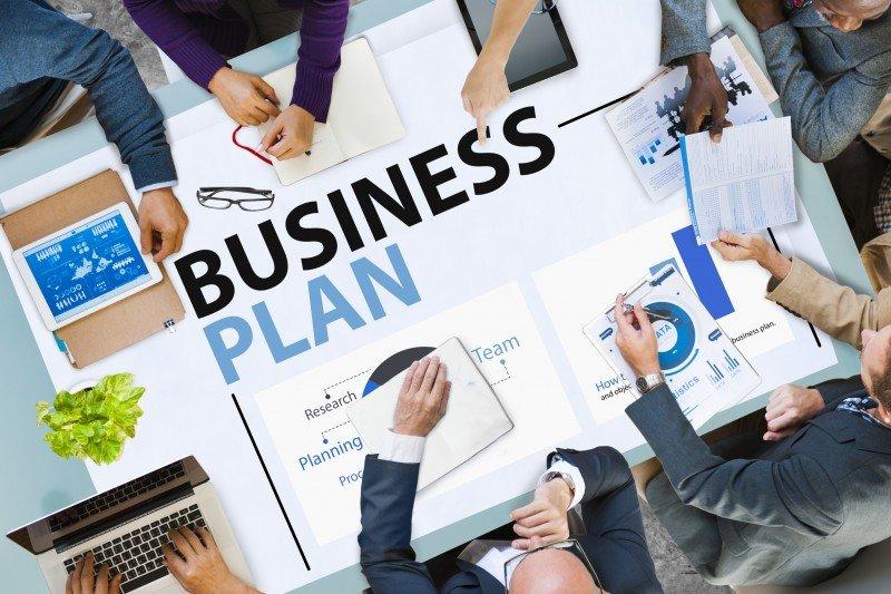 Картинки бизнес план, над мужчинами