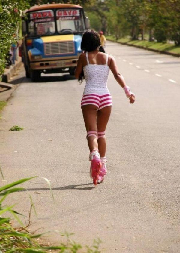 Long roller girls nude sexy mature