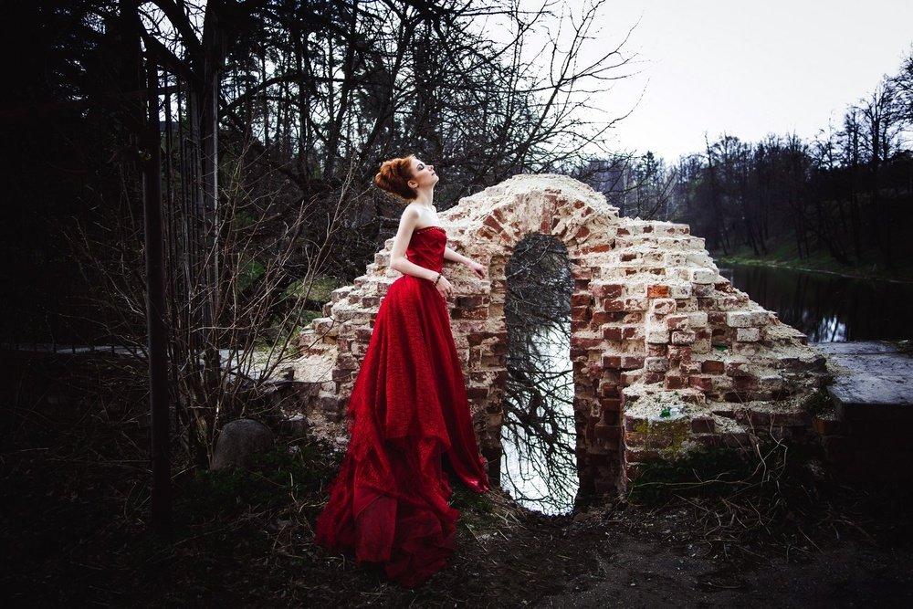 фотосессия в стиле средневековья краснодар обмотана кожей цвет