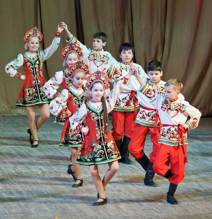 Танцы народные дети картинки