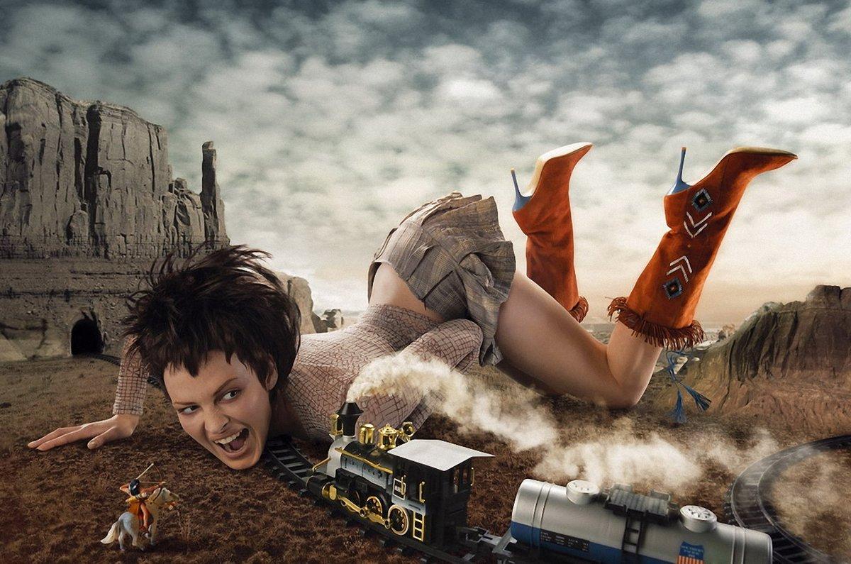 Днем апреля, женская фантазия смешные картинки