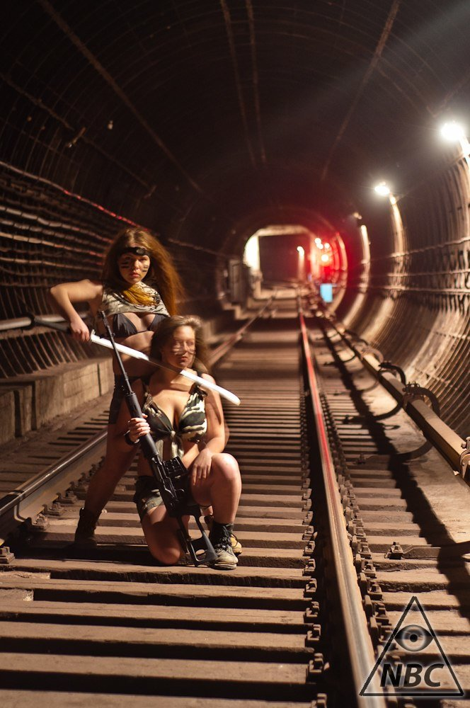 было фотосессия в метро законно ли это дни