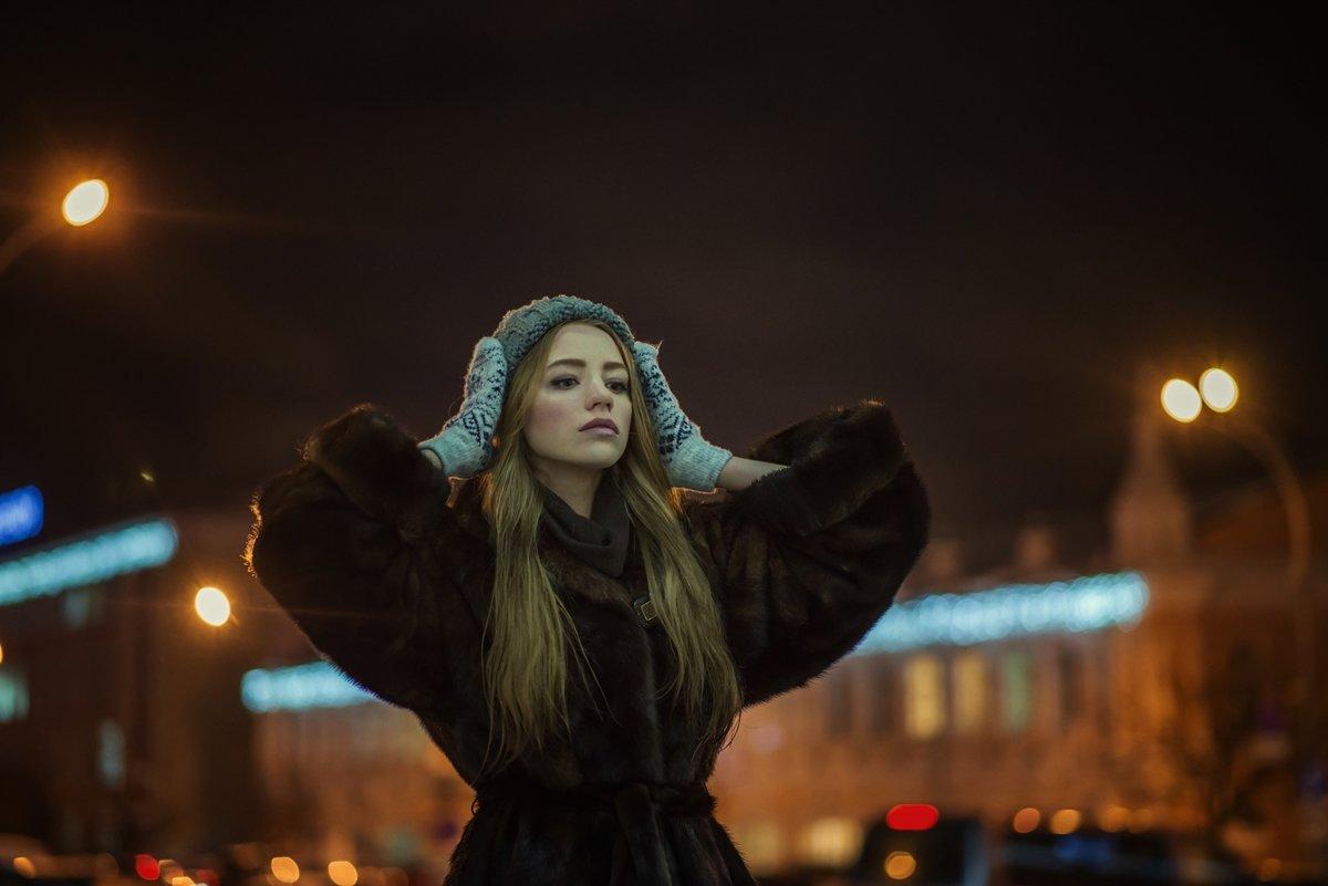 фото на улице зимой в городе барса место