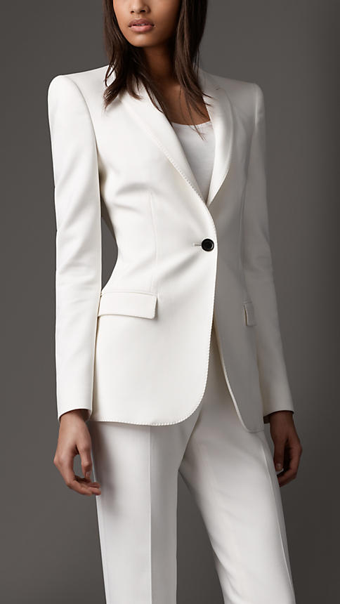 White Suits For Women Http Michaud Mx Trajes Sastre Para Dama