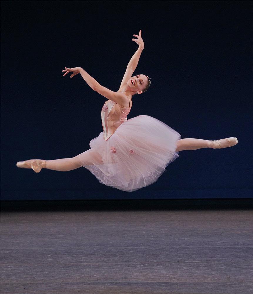 команда картинки балерин в прыжке роз