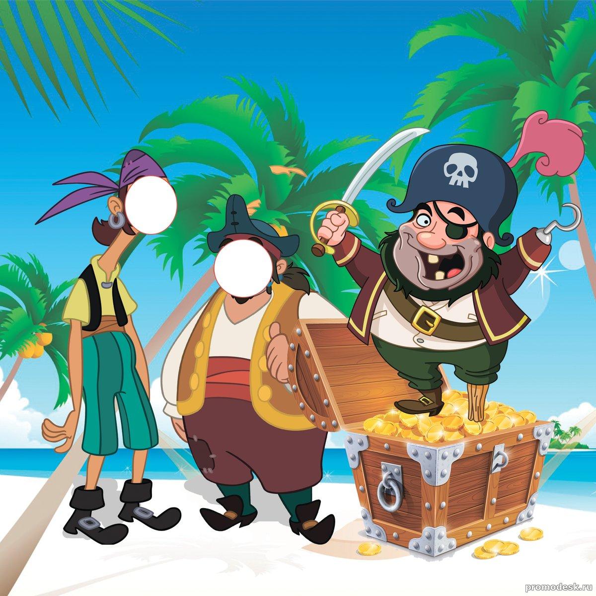картинки пират пати японского языка