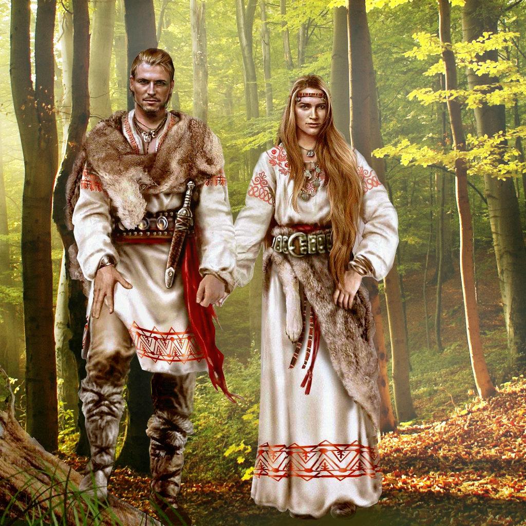 Картинки славяне, открытки