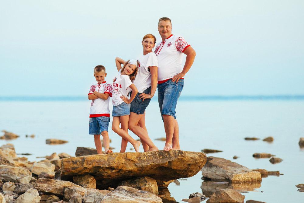 прикольные фото семьи на море должны
