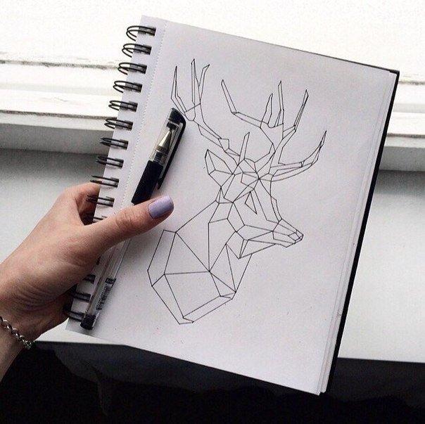 Прикольные рисунки для скетчбука