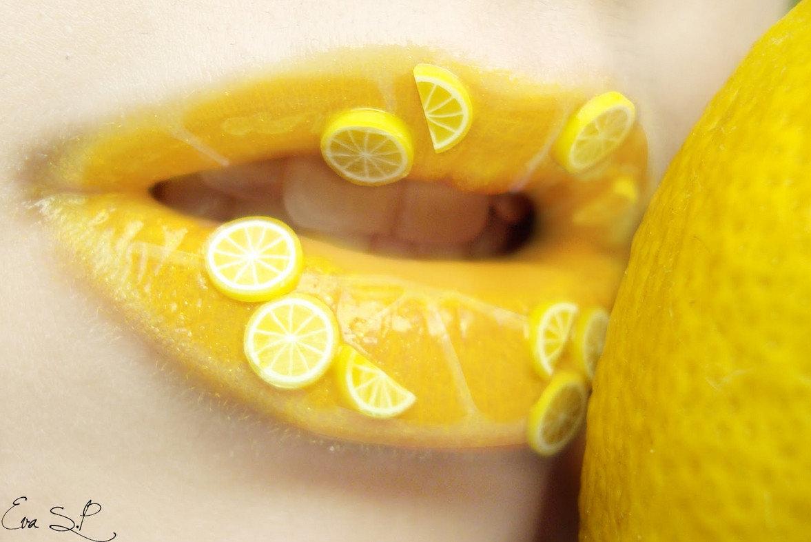 Прикольные картинки с желтым цветом