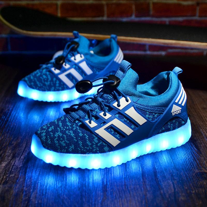 Рижском, светящиеся кроссовки для мальчиков купить в москве