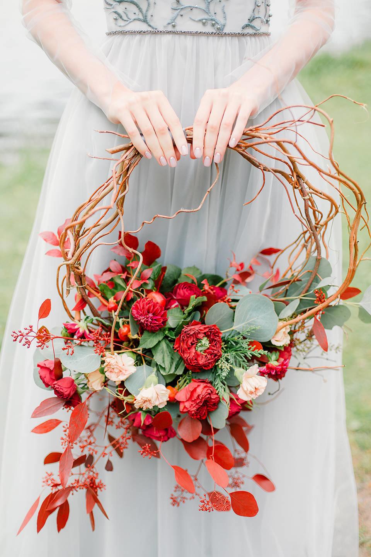 Супер свадебный букет — photo 7