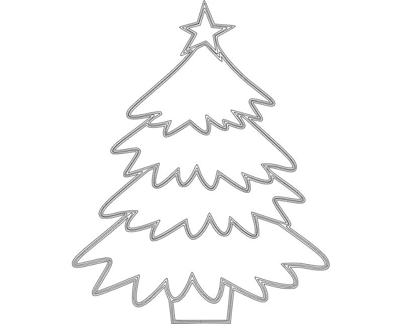 Картинки как нарисовать елку карандашом, другу