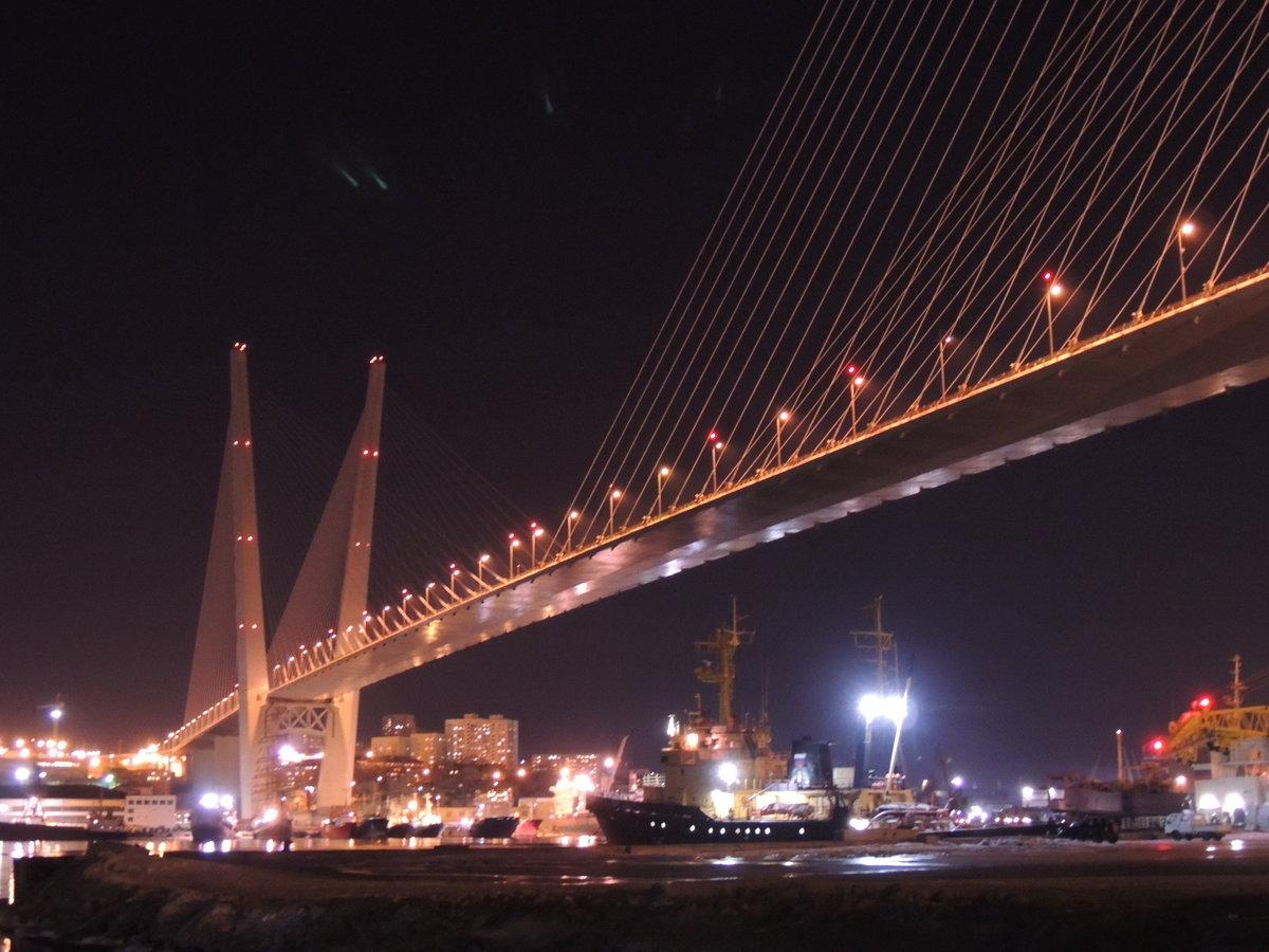 Картинки мостов владивостока