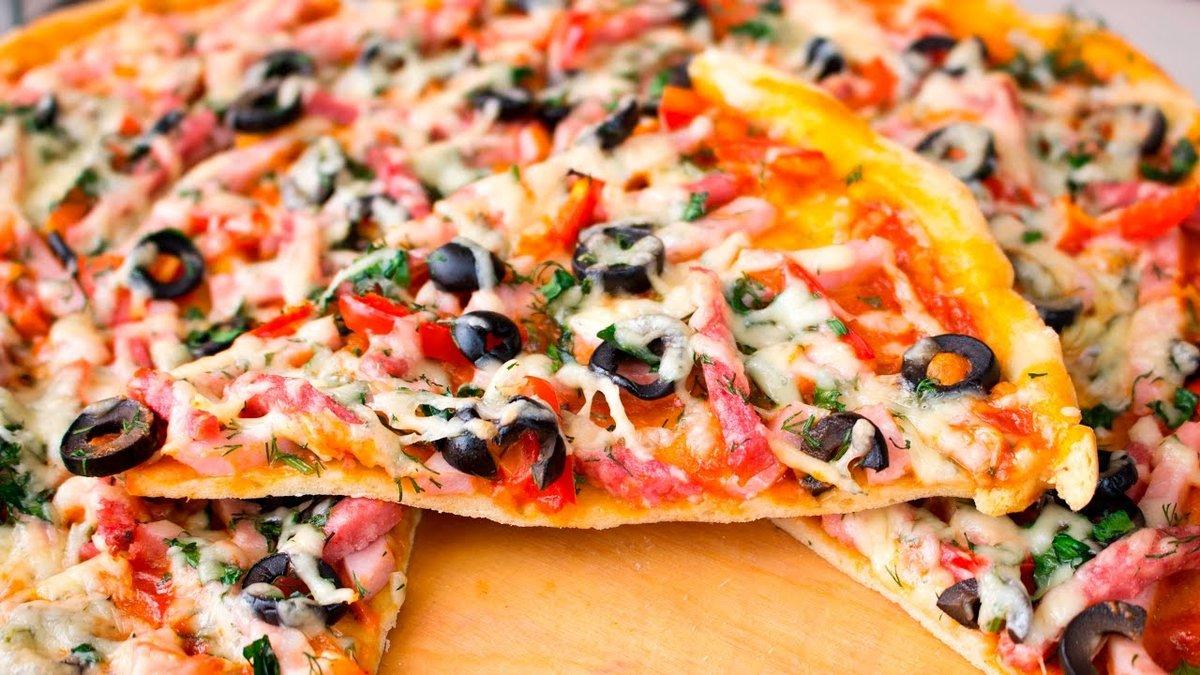 кулинария пицца рецепты и фото колыбель для кошки