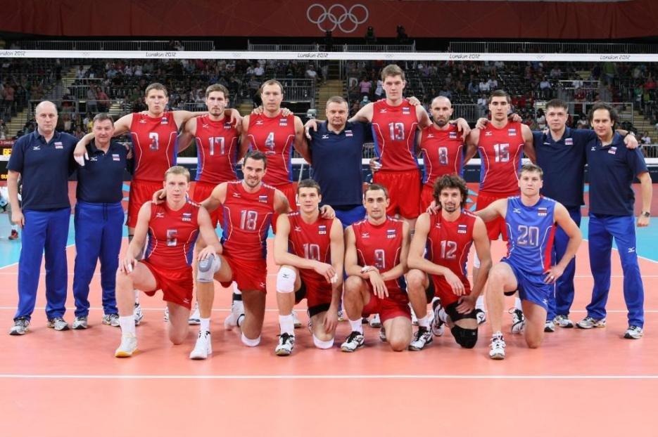 сборная россии по волейболу мужчины фото этих письмах вся