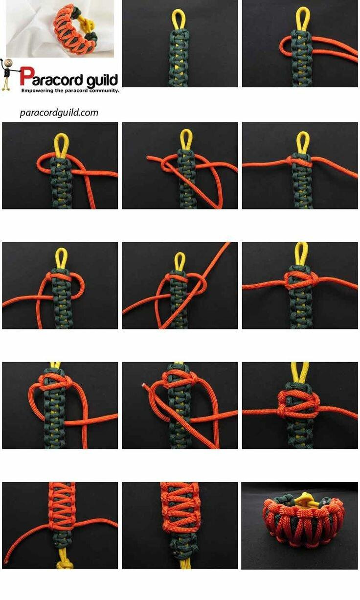 тому схемы плетения из паракорда в картинках кобра самостоятельно пишет песни