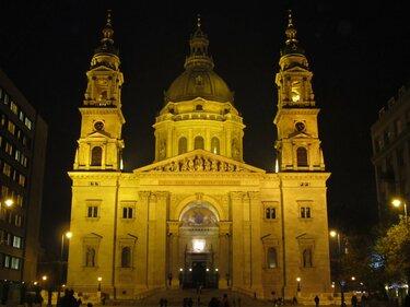базилика святого иштвана (святого стефана)