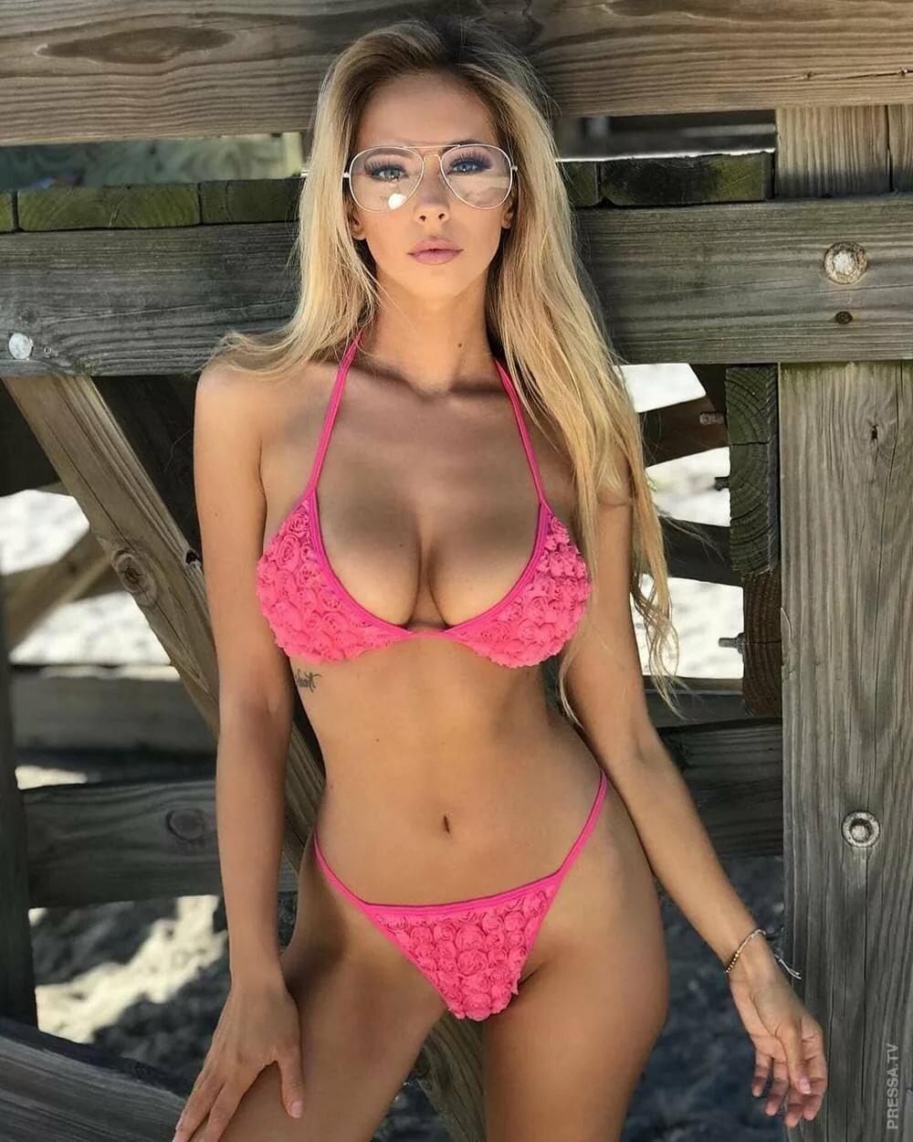 Petite Blond Pornstar