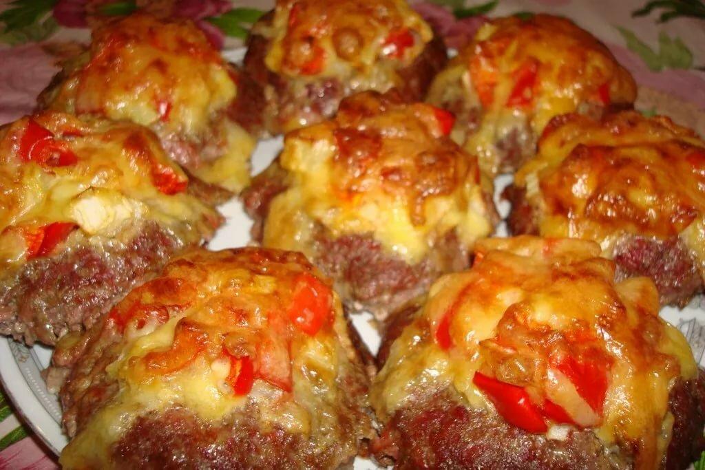 Праздничные блюда из фарша рецепты с фото