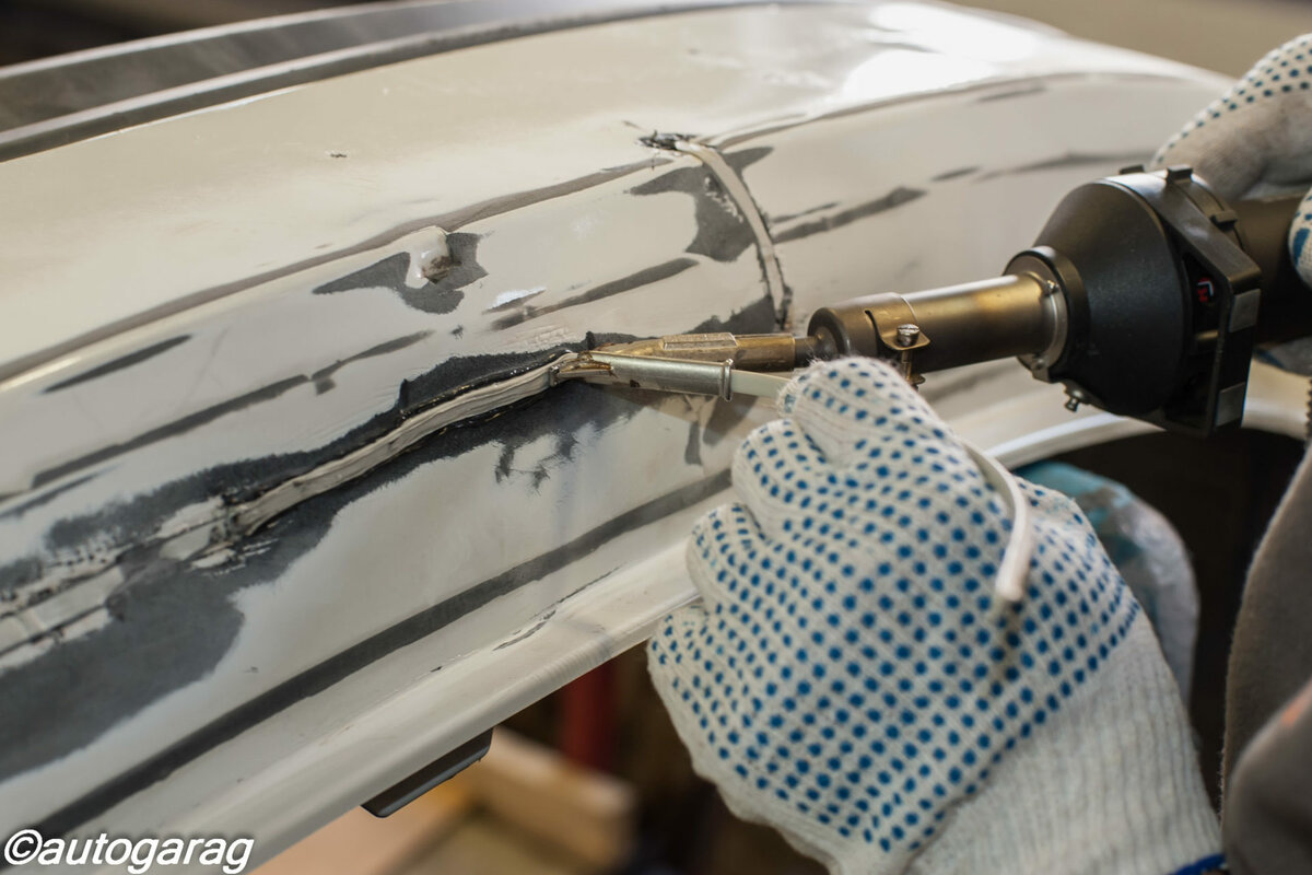 Картинка ремонта бамперов