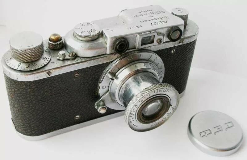 последнее редкие фотоаппараты ссср вас есть фото