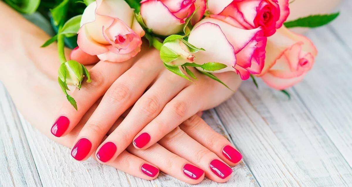 Фотографии ногтей в хорошем разрешении