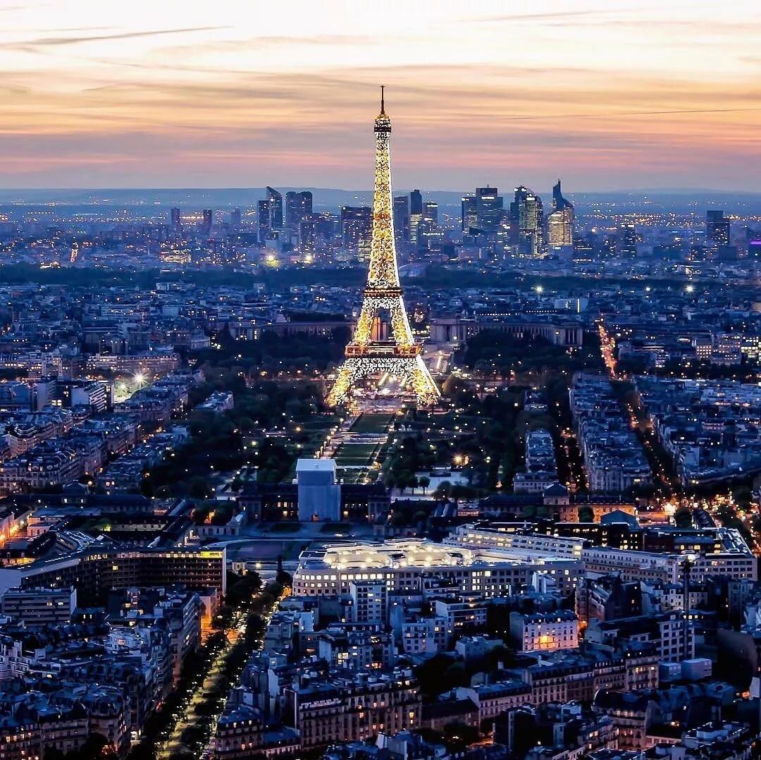 картинки места франции большого внимания