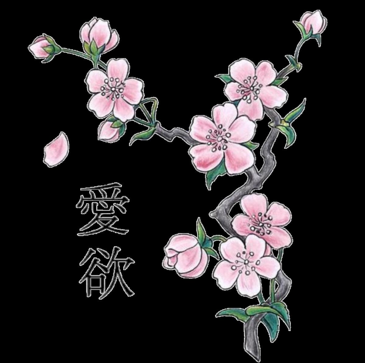 рисунки япония карандашом легкие и красивые