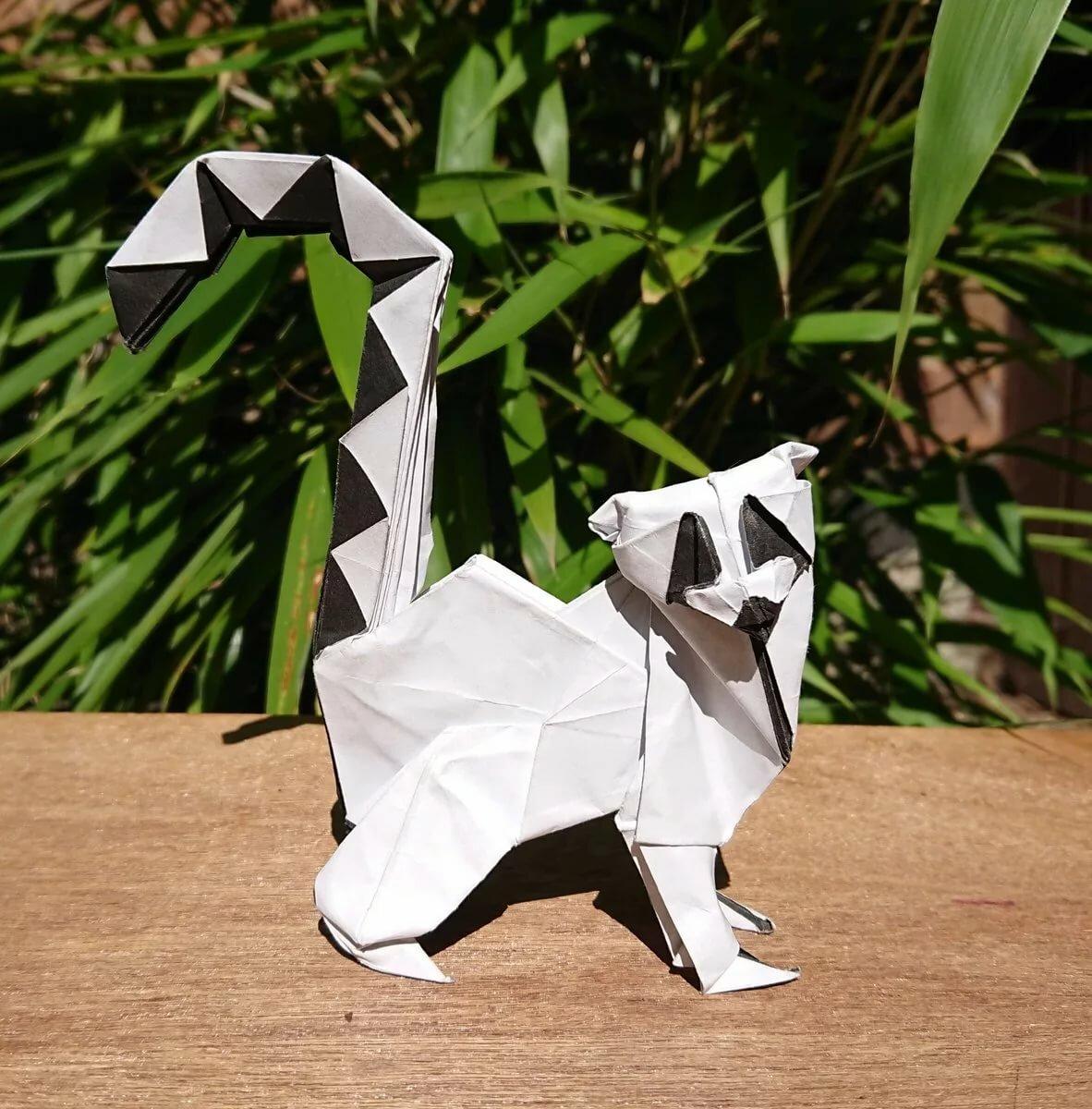 Онлайн картинки оригами