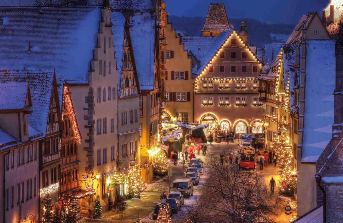Зима в европе картинки красивые