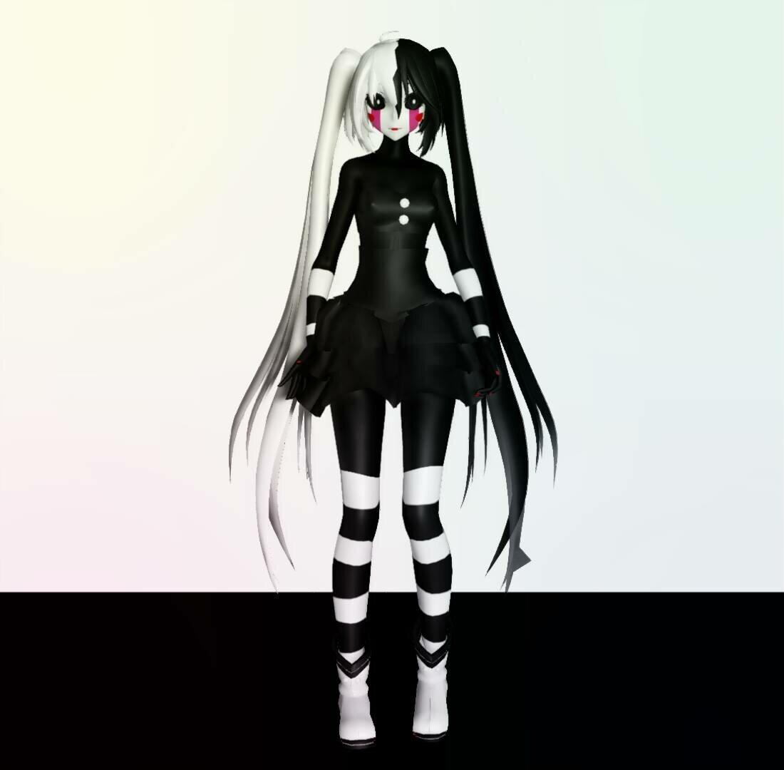 Марионетка картинка аниме