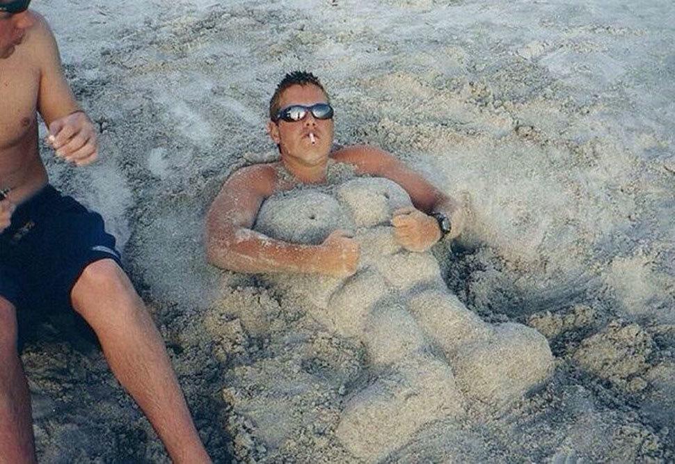 Фото приколы картинки на пляже, днем