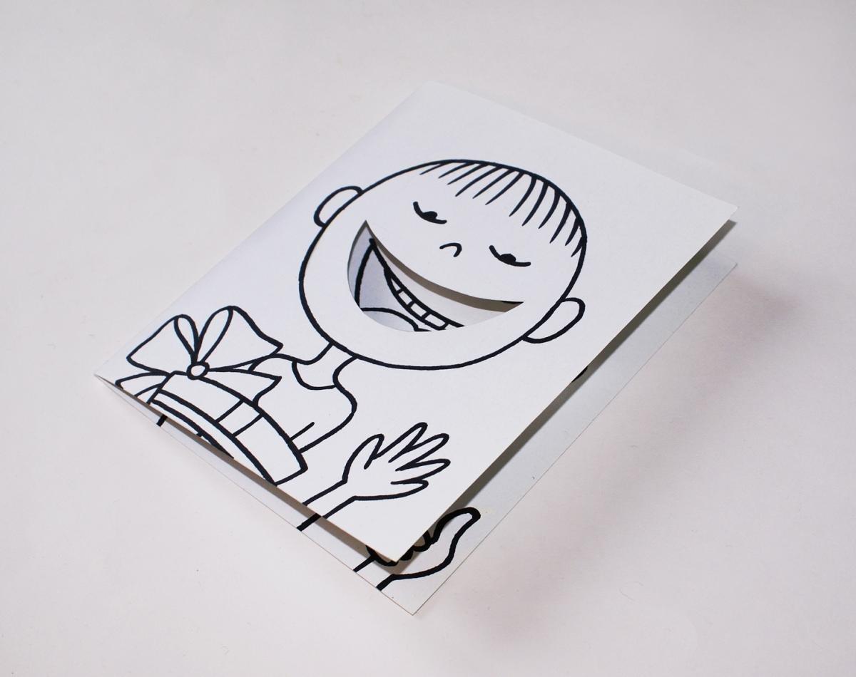 Прикольные рисунки маркерами