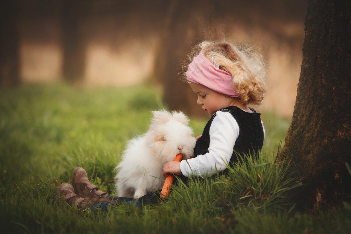 Открытки месяцами, картинки дети с животными